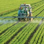 Spraying crops (iStock)
