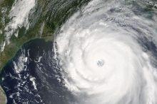 Hurricane Katrina, August 28, 2005 (NASA)
