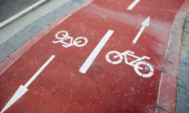 Cycle track (iStock)