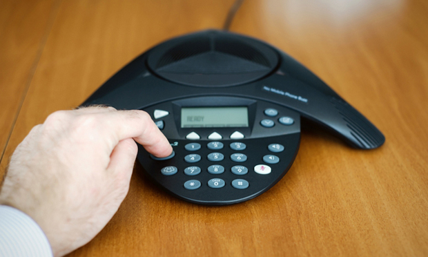 Conference call (iStock)