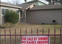 House foreclosure (iStock)