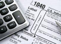 U.S. 1040 tax form (iStock)