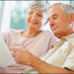 Senior man and woman (iStock)