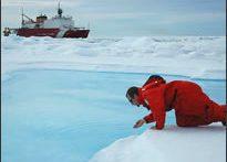 Arctic scientist (NOAA)