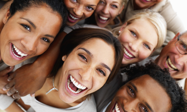 Diverse U.S. population (iStock)