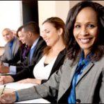 Black female executive (iStock)