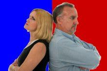 Politcal polarization (iStock)