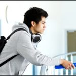 Student in college campus (iStock)