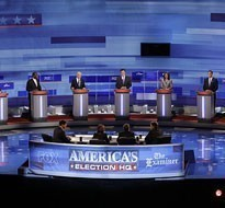 GOP debate, 2012 (Fox News)