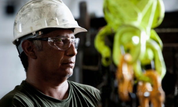 Working man (iStock)