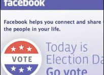 Facebook vote (screenshot)