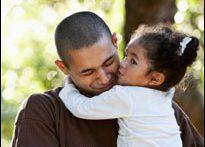 Latino father and child (iStock)
