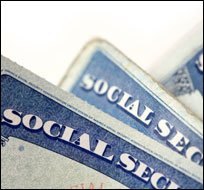 Social Security card (iStock)
