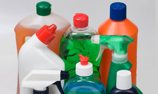Cleaning products (iStock)