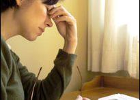 Stressed woman (iStock)