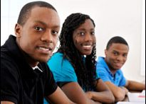 African-American students (iStock)