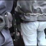 Immigration arrest (ICE.gov)