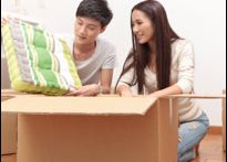 Two women moving in (iStock)
