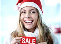 Holiday shopper (iStock)
