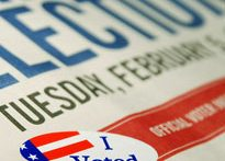 I voted sign (iStock)