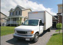 Moving van (iStock)