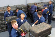 Drug seizure (U.S. Navy)