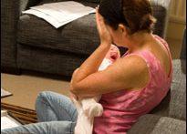 Stressed mother (iStock)