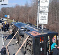 Bus Crashes In The United States What Does The Research