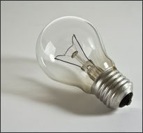 Incandescent lightbulb (iStock)