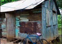 Nicaragua shack (iStock)