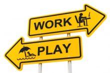 Work-life balance (iStock)