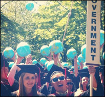 Harvard graduation, 2012 (Harvard University)