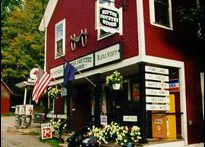 Grocery store in Ripton, Vermont (Tom Dudones)