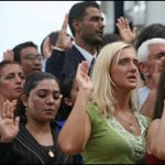 New U.S. citizens (Bush archives)