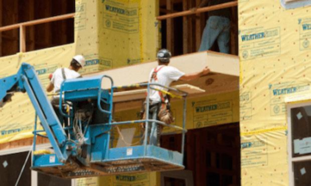 Condominum construction (iStock)