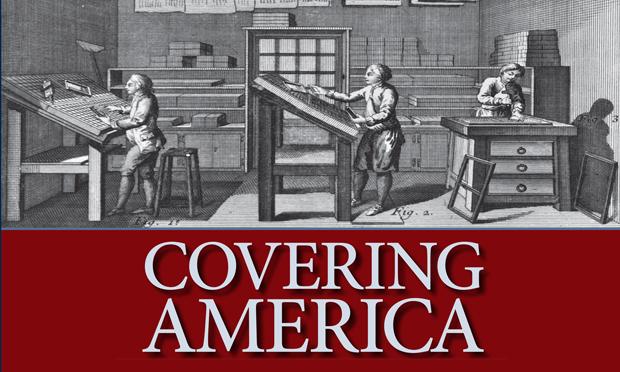 Covering America, Christopher B. Daly (University of Massachusetts Press)