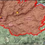 Yosemite Rim Fire (National Park Service)