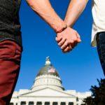 Couple in Washington, D.C. (iStock)