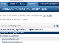 Data.gov (screenshot)