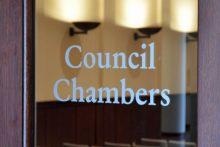 Council chambers, Mansfield, Texas (mansfieldtexas.gov)