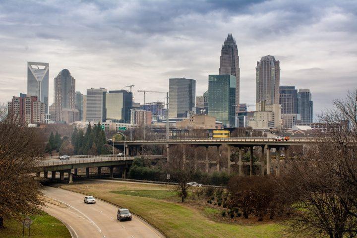 City sky scape