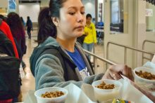 School lunch, Washington-Lee High School (usda.gov)