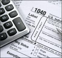 IRS tax form (iStock)
