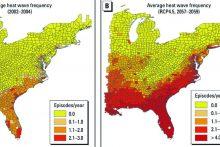 Future East Coast heat waves (nih.gov)