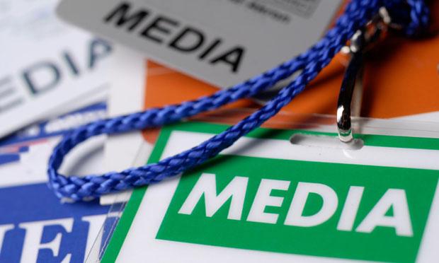 Press pass (iStock)