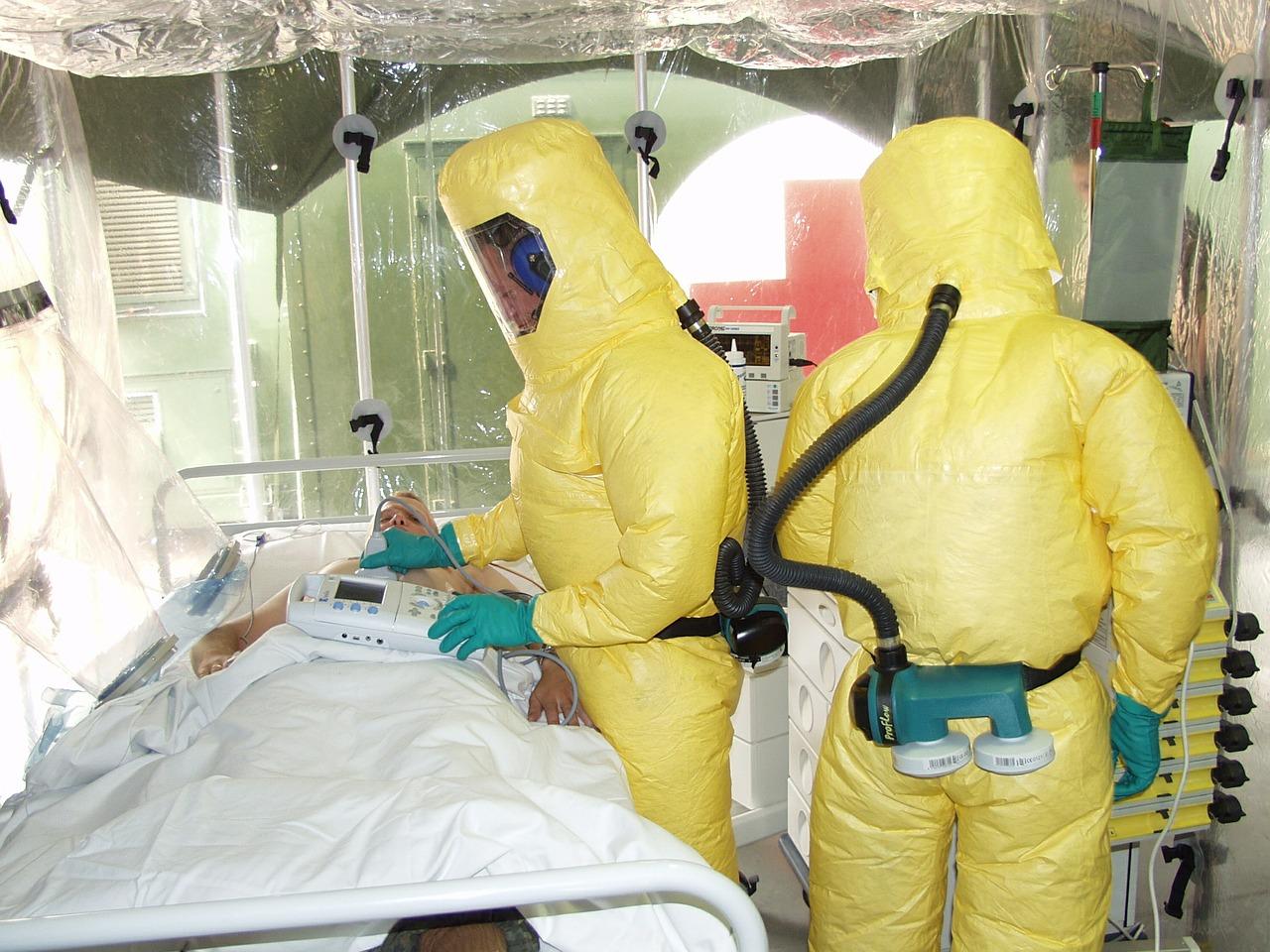 Security Jobs In Dallas >> Ebola virus and U.S. preparedness: Research on quarantines ...