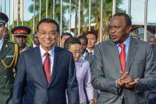 Li Keqiang, Uhuru Kenyatta (PSCU)