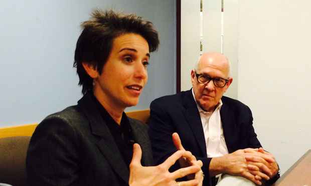 Amy Walter, 2014 (Shorenstein Center)