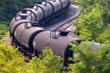 Oil shipment by rail (eia.gov)