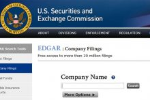 U.S. government administrative datasets (sec.gov)